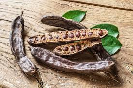 Karob termés