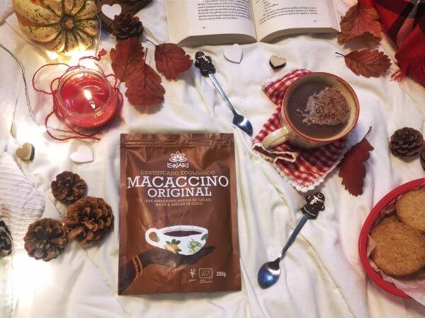 Macaccino original kávéhelyettesítő