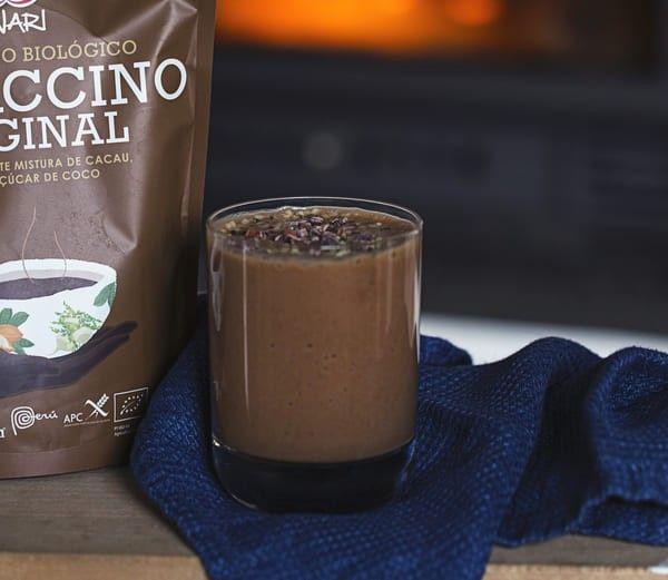 Macaccino Original elkészítve