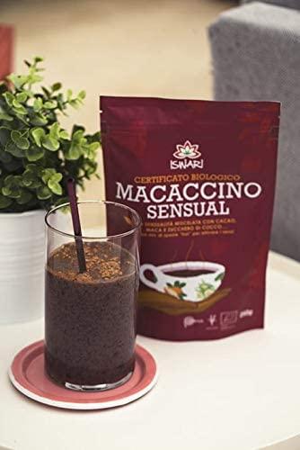 Maccacino Sensual pohárban